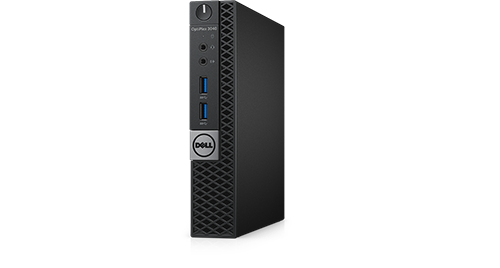 Stationær OptiPlex 3040-mikro-pc