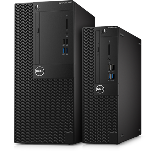 Stationær OptiPlex-pc i 3000-serien