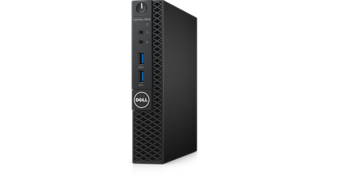 3000 Series OptiPlex Desktop – Micro