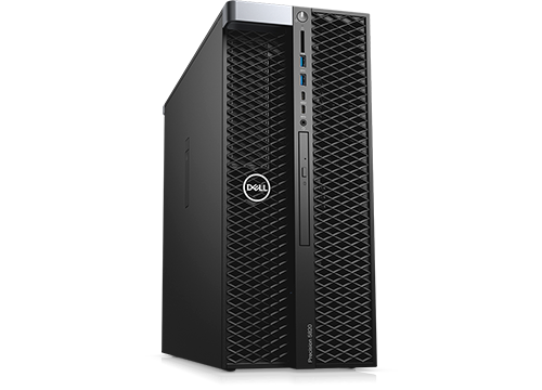 Tour Dell Precision 5820