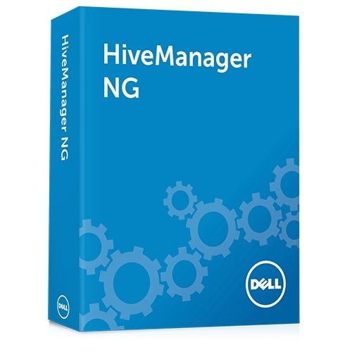 Dell Networking-programvare – HiveManager NG