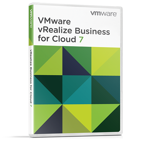 Solution VMware vRealize Business for Cloud