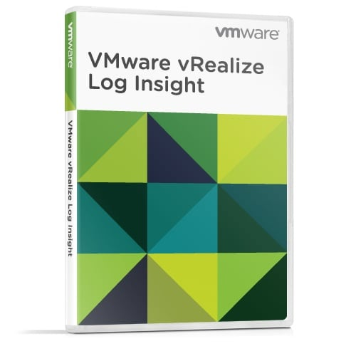 VMware-programvara – VMware vRealize Log Insight