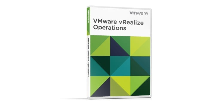 Software VMware: VMware vRealize Operations