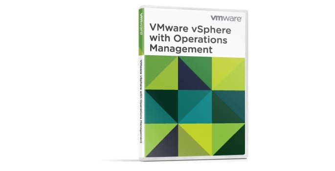 VMware vSphere avec Operations Management