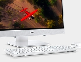 COMPUTADOR ALL IN ONE DELL INSPIRON IONE-3477-M20 - All in one