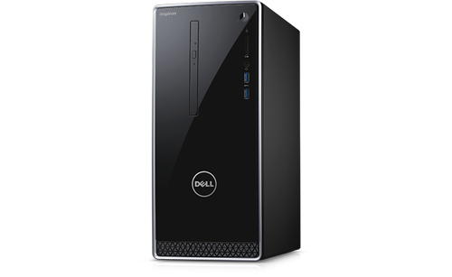Inspiron 3000 Series (Model 3668) Mini Tower Desktop