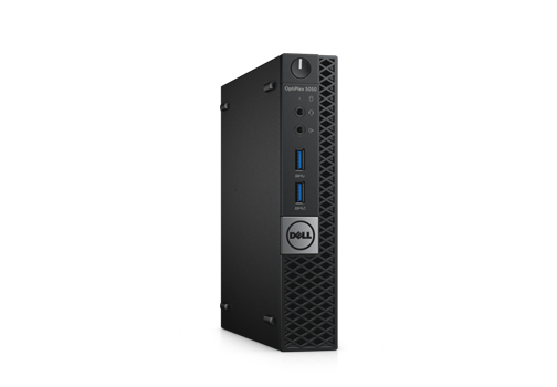 5000 Series OptiPlex Desktop - Micro