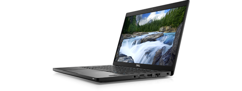 Latitude 13 Notebook der 7000 Serie mit Touch-Funktion