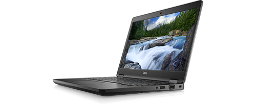 Latitude 14 Notebook der 5000 Serie ohne Touch-Funktion