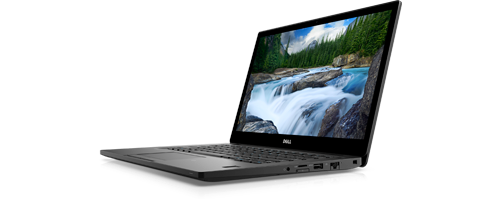 Latitude 14 Notebook der 7000 Serie mit Touch-Funktion