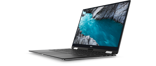 Notebook 2 v 1 XPS 13