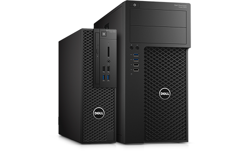 Dell Precision Tower 3000 Series