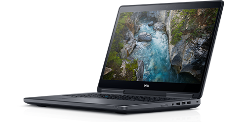 Precision 7510 – mobile Non-Touch Workstation