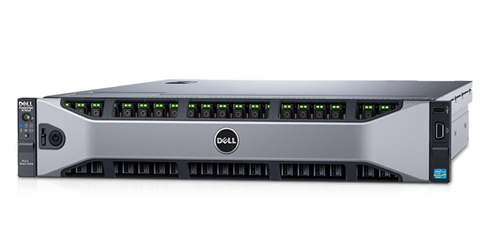 Dell EMC Server - model R730xd scaleio ready node with VxRail Chassi