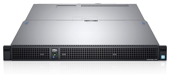 Poweredge C4140 - Designed for the most demanding cognitive and technical computing