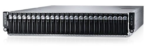 Serverový uzel PowerEdge C6320