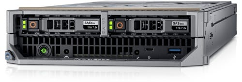 PowerEdge M640 Blade Server