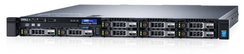 Стоечный сервер PowerEdge R330