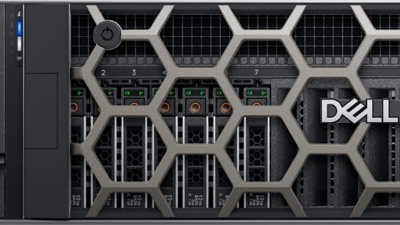 PowerEdge R440 Rack Server - Fortify your data center with comprehensive protection