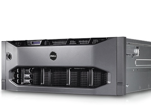 Стоечный сервер PowerEdge R910