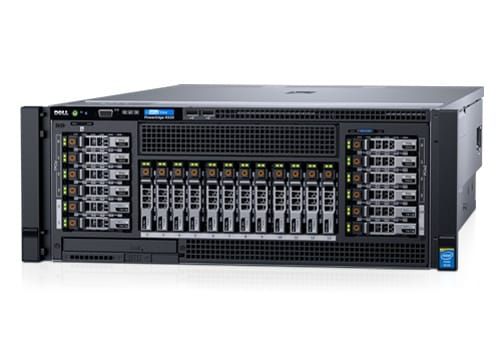 Rackservern PowerEdge R930