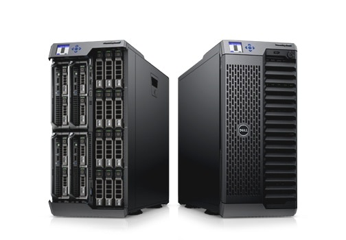 Chasis del PowerEdge VRTX