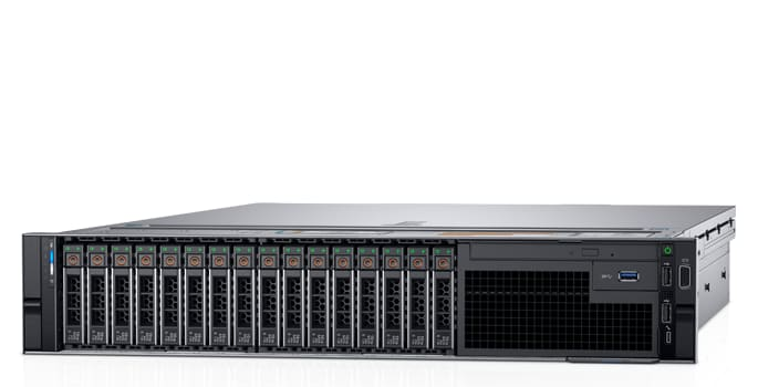 Serveur rack PowerEdge R740
