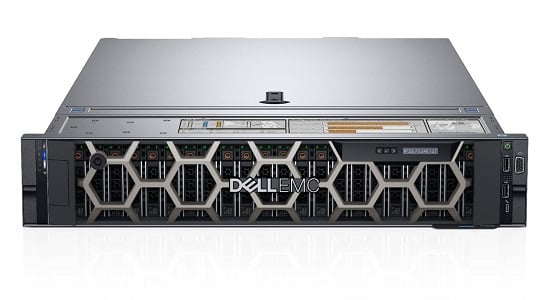 Poweredge R740XD: Optimice la flexibilidad y la densidad