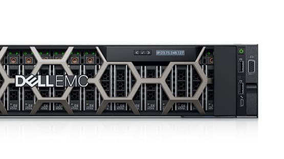 Logre la transformación de la TI con la gama de productos Dell EMC PowerEdge