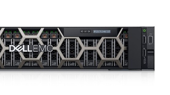 PowerEdge R740XD: Logre la transformación de la TI con los servidores Dell EMC PowerEdge