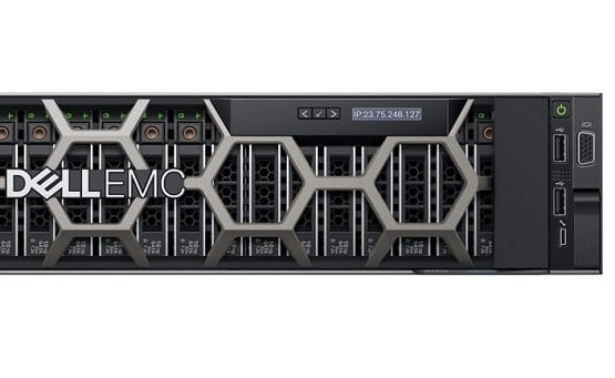 PowerEdge R7415- Breakthrough performance for storage-intensive workloads