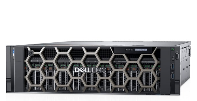 Série Dell EMC PowerEdge R940