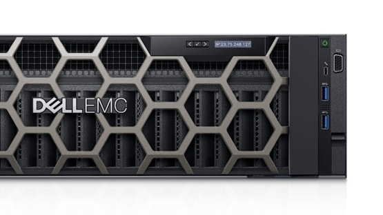 Transforme la TI mediante Dell EMC PowerEdge