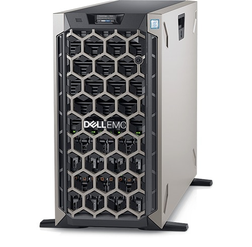 الخادم البرجي طراز PowerEdge T640
