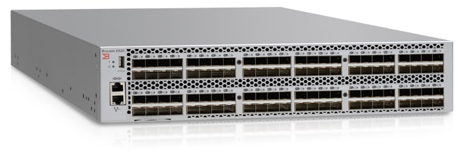 Commutateur Dell Brocade 6520 Fibre Channel 16 Gbit/s