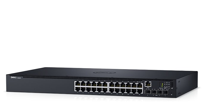 Dell Networking N1500 Series Switches