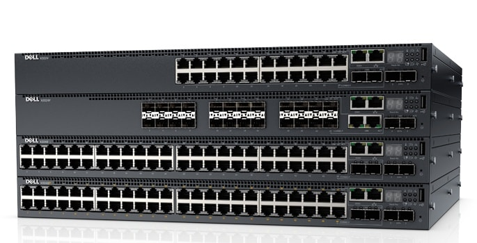 Dell Networking N3000 Networking Switch Family