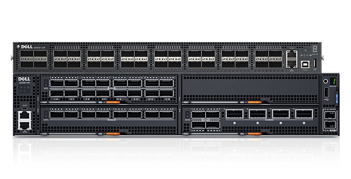 Dell EMC Networking Sシリーズ25