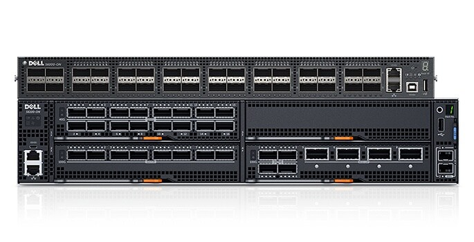 Dell EMC Networking S serie 25