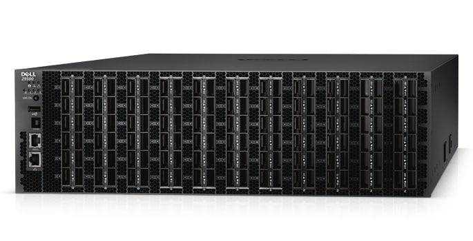 Dell Networking Z-Series Core and Aggregation Switches