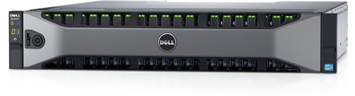 Dell Storage SC4020 All-in-One-Array