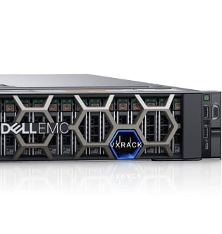 Hyper converged, rack scale software defined storage (SDS)