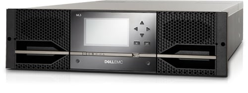 Dell EMC ML3/ML3E Tape Library and Expansion