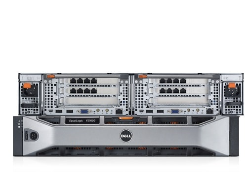 Dell EqualLogic FS7610 with FluidFS v4