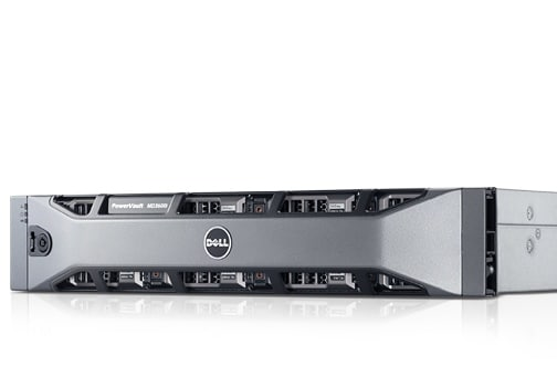 PowerVault MD3 10Gb iSCSI array-serie