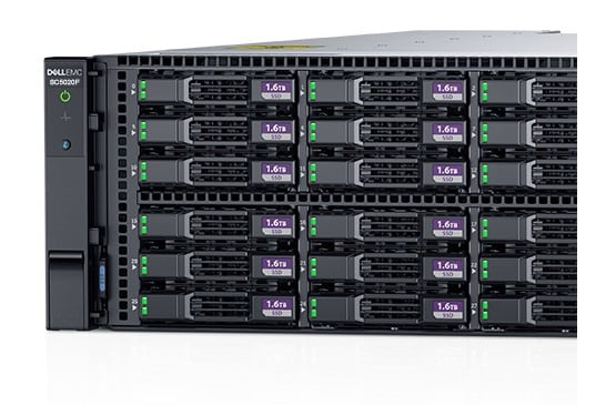 Federate the performance and capacity of up to 10 arrays
