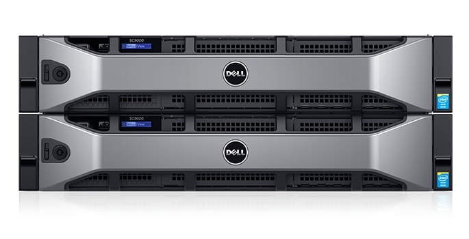 Controlador de array Dell Storage SC9000