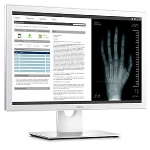 Dell 24 (MR2416) Medical Review Monitor