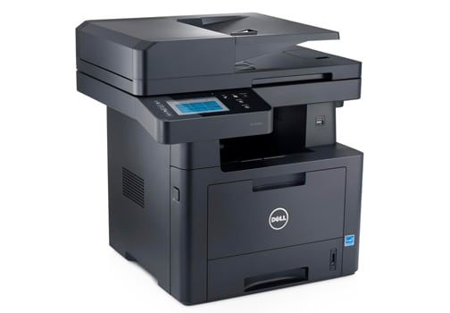 B2375dnf MultiFunction Color Laser Printer